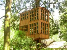 pete nelsons tree houses let homeowners live the high life