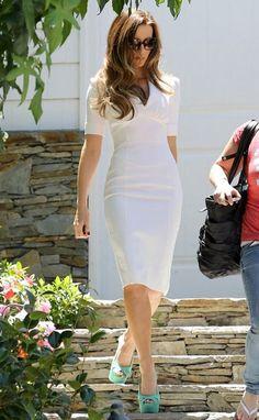 Gorgeous Kate Beckinsale visits Ellen DeGeneres' talk show looking fab