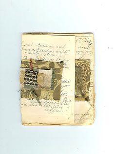 Handmade Book #1639