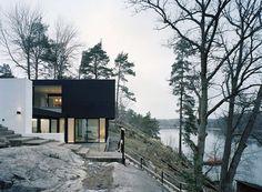 Casa Barone; ingarö, Sweden by Widjedal Racki Bergerhoff