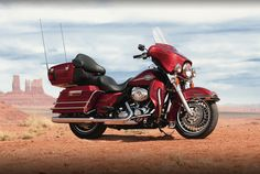 2012 Harley Davidson Touring Ultra Classic Electra Glide