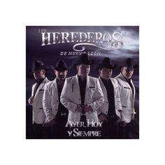 Los herederos de nue - Ayer hoy y siempre (CD)