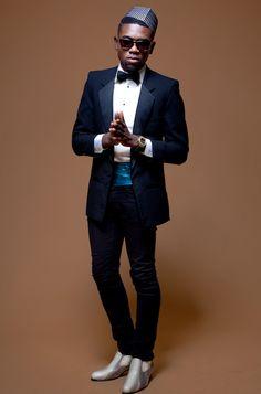 Ugo Mozie - Nigerian-born Fashion Creative Director