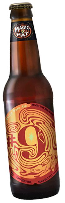 Magic Hat #9 is a magical beer that is a sufficient substitute for Butterbeer.