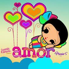 #mariasINC #amor #love #doll