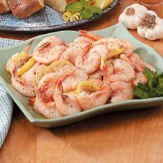 Louisiana Shrimp Recipe