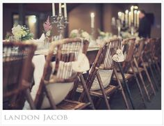 Decora tu Boda al Estilo Vintage. Morgan Hill Designs. Imagen Landon Jacob a traves de Etsy.