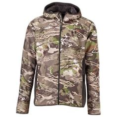 Under Armour Stealth Hoodie for Men - Ridge Reaper Camo Forest - 2XL Under  Armour Men d0e3ea8ab997