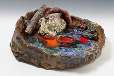 sterling ruby Sterling Ruby, Artwork Images, Land Art, Ceramic Pottery, Contemporary Art, Objects, Clay, Ceramics, 6 Inches
