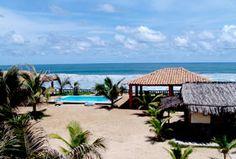 Hotel El Tulipan, Playa Ventura, Guerrero -A 10 minutos de Copala.