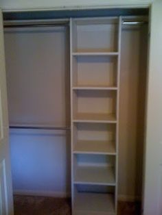 Orderly Chaos: My $30 Closet Makeover