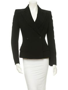 Alexander McQueen Blazer It's all about the fit...