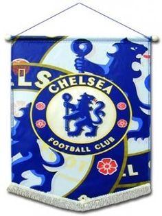 Chelsea FC Pennant by Chelsea. $11.66