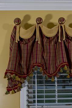 Judy Peters, Palmetto Drapery, LLC, Anderson, SC.  www.palmettodrapery.com