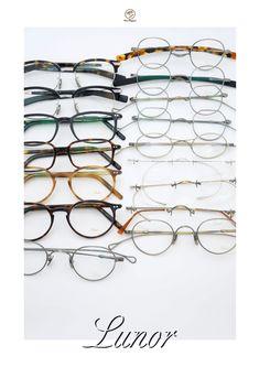 Lunor ルノア | メガネ | eyewear | optician | ポンメガネWEB
