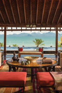 The Royal Villa pulls out all the stops with private spa rooms and a swimming pool. Four Seasons Resort Langkawi (Malaysia) - Jetsetter