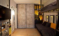 Decoração de quartos masculino solteiro - veja 40 modelos lindos + dicas!