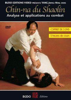 Dvd Chin-na du Shaolin (coffret de 3 DVD) - Budo Editions