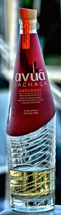 Bahama Bob's Rumstyles: Avua Cachaca Amburana
