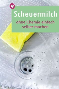 Scheuermilch selber machen: So geht es The home can of course also be with homemade scouring milk! We reveal which funds are needed for this. tips Diy Home Cleaning, House Cleaning Tips, Cleaning Hacks, Diy Hacks, Kitchen Rack, Diy Kitchen, Healthy Eating Tips, Healthy Nutrition, Aloe Vera Creme