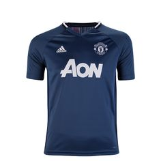 Manchester United 2017 Youth Training Jersey    $44.99   Holiday Gift & Stocking Stuffer ideas for the Manchester United FC fan at WorldSoccerShop.com