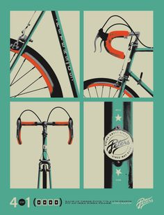 Allen Peters, Artcrank Poster & Portfolio - Have a funny feeling I'll be posting bike things even if I don't bike