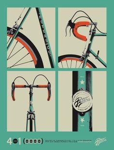 Allen Peters, Artcrank Poster & Portfolio