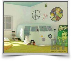 DIYportal.ru - для любителей творить! | кровать для маленького хиппи | http://diyportal.ru
