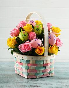 Easter Celebration Basket Online Florist, Easter Flowers, Easter Celebration, Mind Blown, Celebrities, Gifts, Celebs, Presents, Celebrity