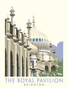 davethompsonillustration.com : Brighton