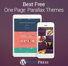 Wanna make a website in the trending web design? So, why wait? Get these free ONE PAGE PARALLAX WordPress Themes and start it right away!