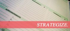 strategic-goals: Be strategic about how you manage your online life–your blog, your brand, your shop, whatever it is you do–with the right tools.