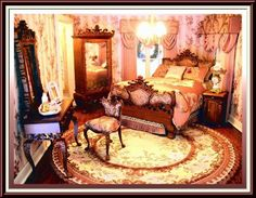 Dollhouse Linens & More by Wilson Santiago