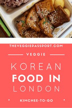 Want some Korean fast food in the heart of London? Look no further! London Travel, Asia Travel, Food Travel, Travel List, Travel Guide, Around The World Food, Exotic Food, Travel Couple, Ireland Travel