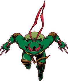 shellshock -Raphael- by ~FREAKfreak | deviantART