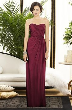 Dessy 2882 Bridesmaid Dress | Weddington Way