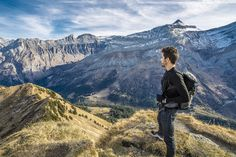#WanderlustWednesday Climb every mountain.