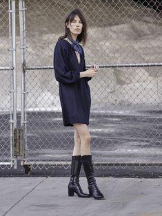 Nili Lotan Spring 2016 Ready-to-Wear Fashion Show - Alix Angeli
