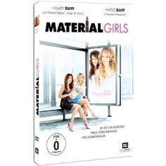 Material Girls: Amazon.de: Hilary Duff, Haylie Duff, Anjelica Huston, Martha Coolidge: Filme & TV