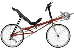 recumbent bicycle - Google zoeken