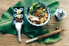 cao lau is the foremost traditional hoi an food visitors to hoi an