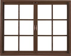 Window transparent image
