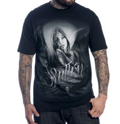 ANGEL STARE TEE by Elvin Yong