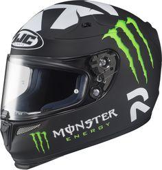 1a2c03777c9 HJC RPHA-10 Ben Spies Monster Replica 2 Helmet http   www.