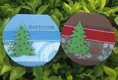 Como hacer tarjetas Navideñas en iManualidades.com: manualidades y bricolage