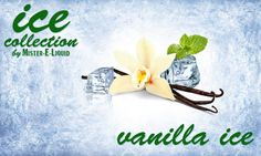 Vanilla Ice/Menilla Joe is a Menthol vape, blended with vanilla and just a touch of sweetener. This flavor has been compared to the little white breath mints we all know and love, and is very cool and refreshing.