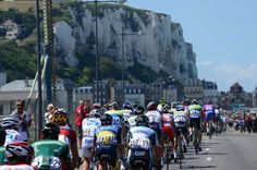 Love the spectacle... Stage 4 - Tour de France 2012
