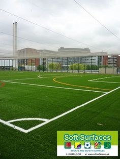 nice Third Generation Synthetic Turf Artificial Grass Sports Pitch MUGA;