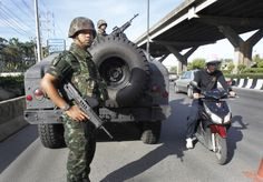 'This is not a coup' says Thai army, as martial law declared - EURONEWS #Thailand, #MartialLaw