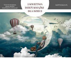 """Dzisiaj obchodzimy Międzynarodowy Dzień książki dla dzieci.  📖 To święto nieprzypadkowo obchodzone jest 2 kwietnia. W ten dzień, w 1805 roku urodził się słynny duński baśniopisarz Hans Christian Andersen, autor takich klasyków jak """"Brzydkie kaczątko"""", """"Calineczka"""" czy """"Królowa Śniegu"""".   Międzynarodowy Dzień Książki dla Dzieci jest obchodzony od 1967 r. Każdego roku inna sekcja IBBY jest gospodarzem tego święta. W tym roku (2019) wiadomość do dzieci wysyła litewska sekcja. Movie Posters, Movies, Films, Film Poster, Cinema, Movie, Film, Movie Quotes, Movie Theater"""